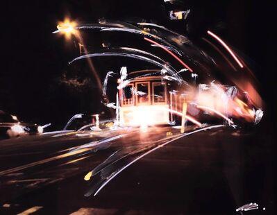 Pete Kasprzak, 'San Fran Trolley', 2016