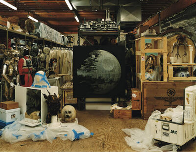 Taryn Simon, 'Lucasfilm Archives, Props and Set PiecesSkywalker RanchMarin County, California', 2006-2007