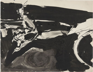 Richard Diebenkorn, 'Untitled', c. 1950–55