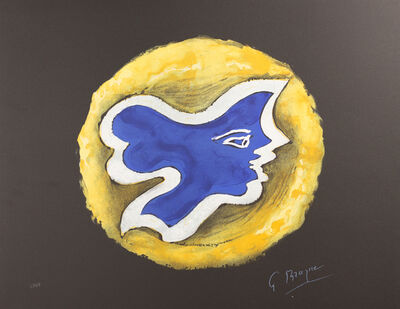Georges Braque, 'Hecate', 1988