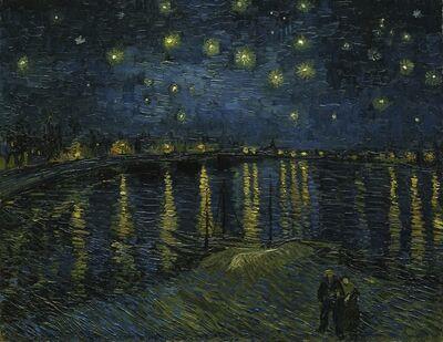 Vincent van Gogh, 'Starry Night, Arles', 1888