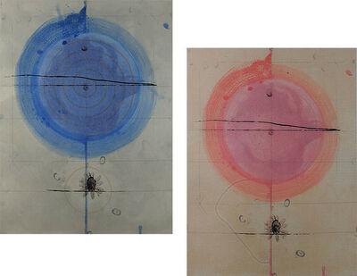 Shoichi Ida, 'No. 4 & No. 5', 1989