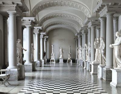 Massimo Listri, 'Antikmuseum, Stoccolma'