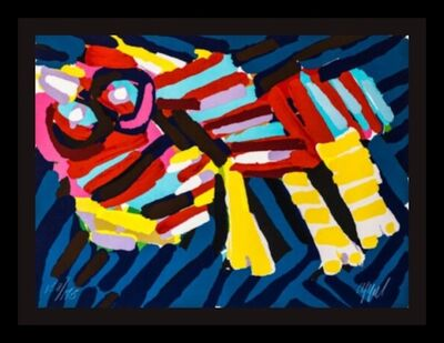 Karel Appel, 'Head Like an Animal', 1978