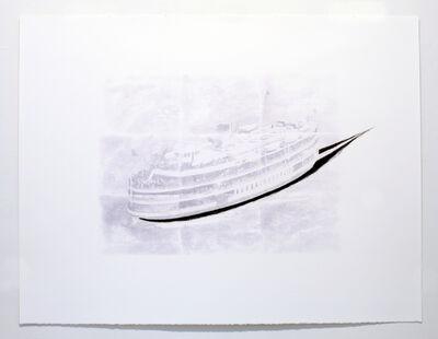 José Yaque, 'River Detroit III', 2017