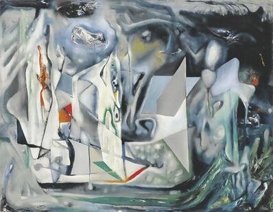 Roberto Matta, 'Morphologie Psychologique De L'Attente', 1938