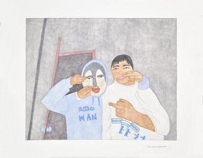 Kudluajuk Ashoona, 'Untitled (199-0291)', 2018