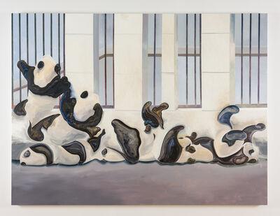 Guo Hongwei 郭鸿蔚, 'Panda Variation', 2018