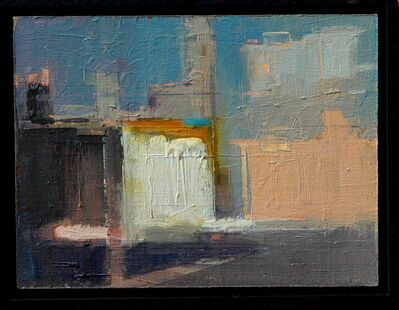 William Wray, 'Old Town', 2017