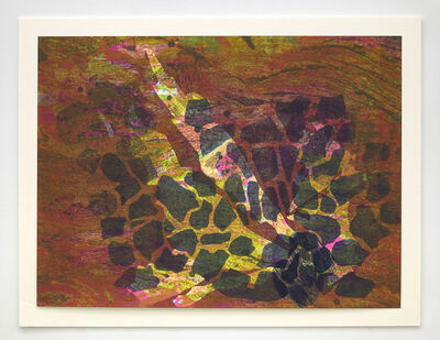 Phoebe Adams, 'Scholar Rocks and Other Spaces 12', 2003