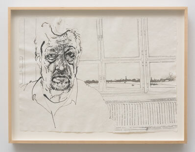 Tom Knechtel, 'Tempelhof (4)', 2015