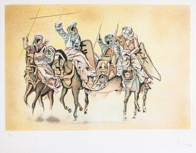 Salvador Dalí, 'In the Desert', 1970-1980
