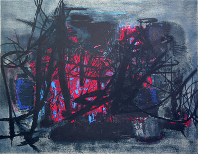Chu Teh-Chun, 'Composition XV', 2014