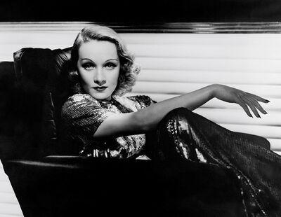George Hurrell, 'Marlene Dietrich', 1938