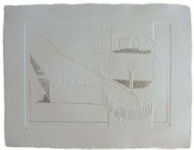 Lucio Muñoz, 'S/T', 1993
