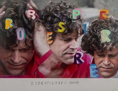 Duane Michals, 'Robespierre's Hair', 2019