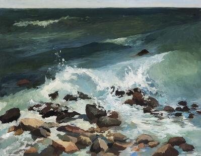 Edwina Lucas, 'Montauk Rocks', 2017
