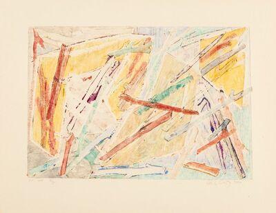 Charles Arnoldi, 'Untitled (LA G.A.C.)', 1985