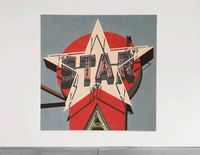 Robert Cottingham, 'Film Star', 2009