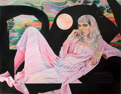 Martine Johanna, 'Arcadia', 2018