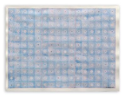 Jeremie Iordanoff, 'Bleu, rose... (Abstract work on paper)', 2010