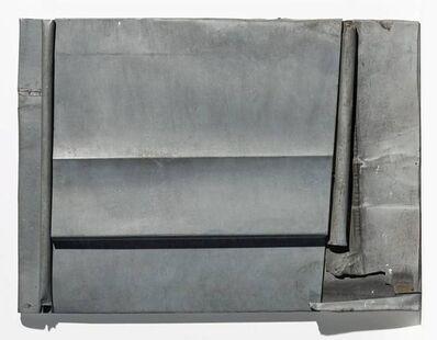 Hans Salentin, 'Zinkrelief', 1962