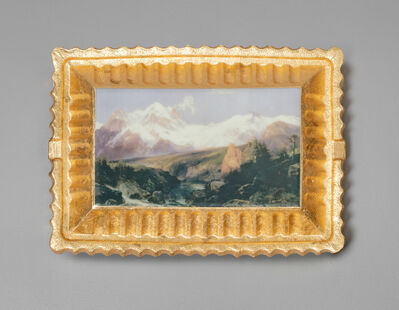 Evan Hauser, 'Preservation & Use (The Teton Range, Thomas Moran, 1897)', 2018