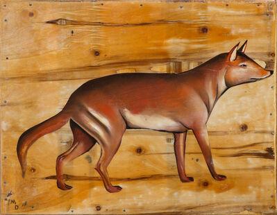 Matthew Dennison, 'THE RED WOLF'
