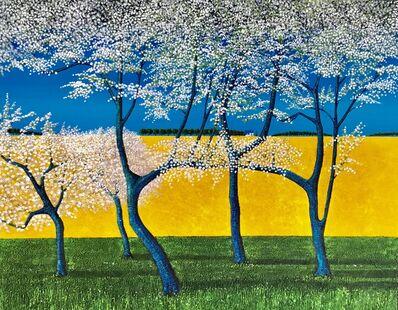 Ronnie Ford, 'Les Couleurs du Printemps (Colours of Spring)', 2018