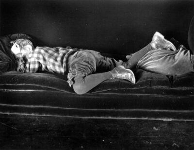 Edward Weston, 'Neil (with Migraine)', 1925