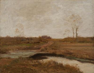 Frederick Kost, 'Southfield Marshes, Staten Island', ca. 1895