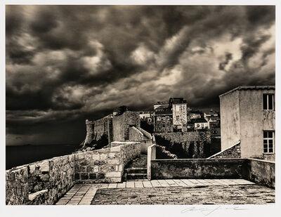Roman Loranc, 'Dark Clouds over Dubrovnik', 2009