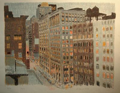 Richard Kirk Mills, 'PAS (Park Ave. So. & 31st St.)_ '