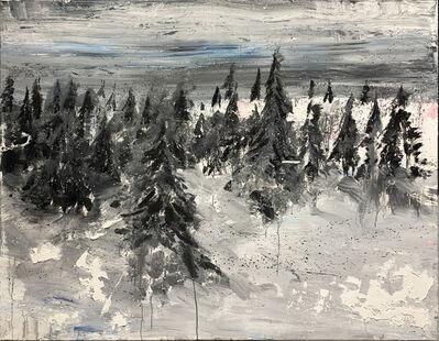 Simafra, 'La foresta nera', 2018