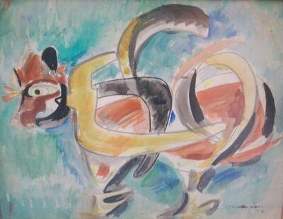 Mariano Rodriguez, 'Gallo', 1956
