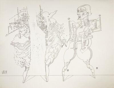 Steven Arnold, 'Untitled', 1974