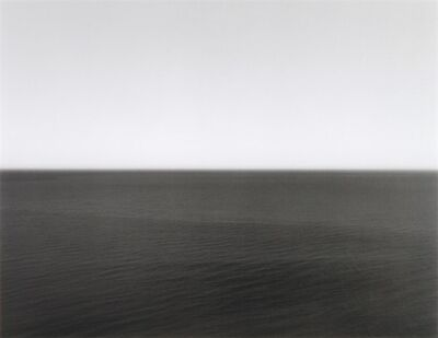 Hiroshi Sugimoto, 'Time Exposed:  #317 Atlantic Ocean Cliffs of Moher 1989.', 1991