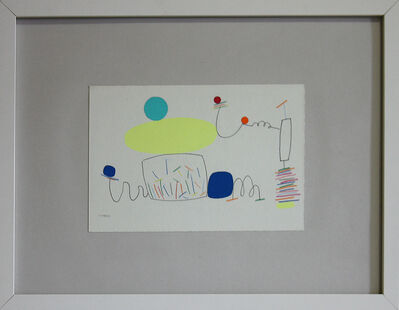 Soonae Tark, 'Workonpaper 12-1, 2012', 2012