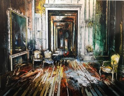 John Monks, 'Set Piece '