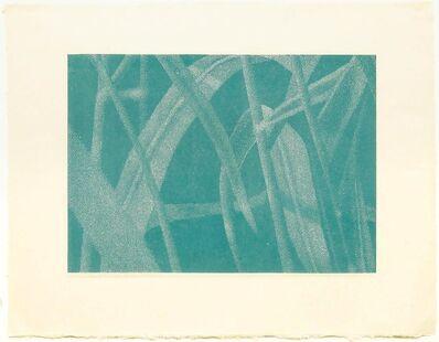 Franz Gertsch, 'Gräser Detail # 1', 2003