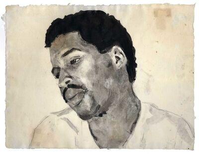 Darrel Ellis, 'Self-Portrait after Unknown Photographer', ca. 1977