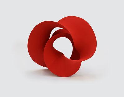 Merete Rasmussen, 'Red Revolve', 2016