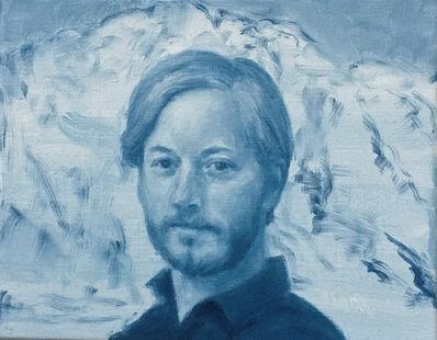 Peter Martensen, 'Blue Andreas', 2020