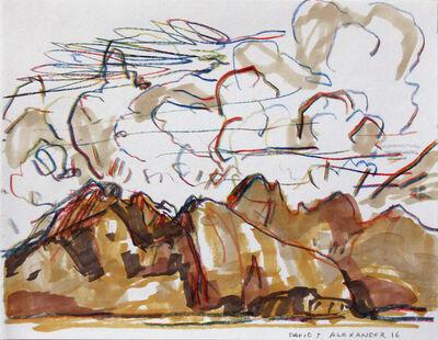 David Alexander, 'Haida Gwaii, Early', 2016