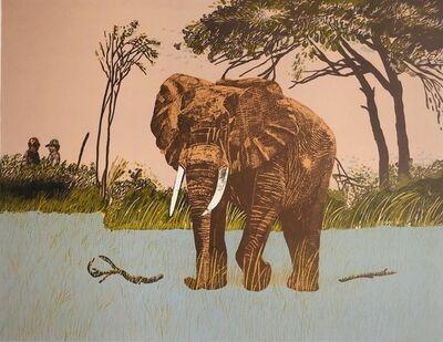Antonio Seguí, 'Elephante', 1973