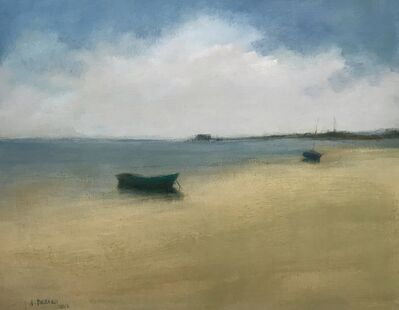 Anne Packard, 'Green Dory', 2016