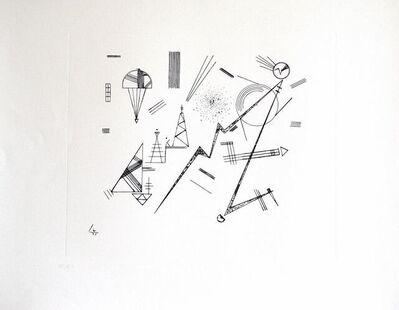 Wassily Kandinsky, 'Radierung Für Den Kreis Der Freunde Des Bauhauses', 1932
