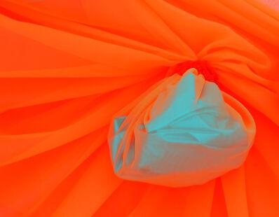 Andrea Juan, 'Silky Orange', 2016