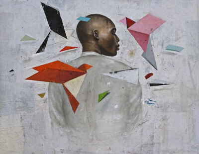 Ransome Stanley, 'ORIGAMI', 2020