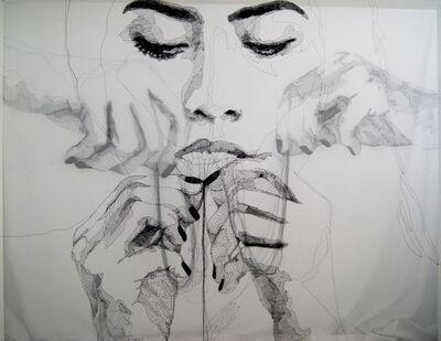 Eugenia Alcaide, 'Selfportrait 2', 2014
